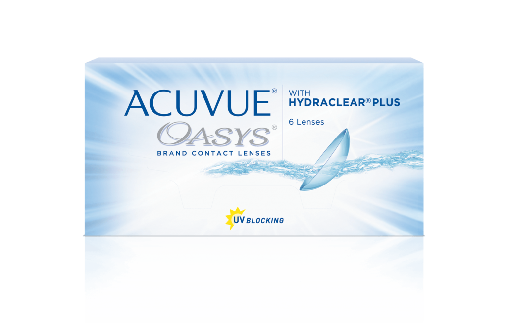 bd29f44fb5a24 ACUVUE® OASYS® 2-WEEK with HYDRACLEAR® PLUS   ACUVUE® Singapore