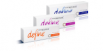 1-DAY ACUVUE® DEFINE® Natural Shine™, Vivid Style, Accent Style