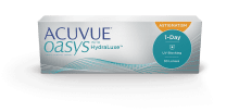 ACUVUE® OASYS 1-DAY with HydraLuxe™ Technology for ASTIGMATISM