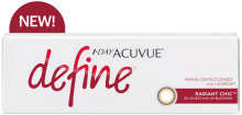 1-DAY ACUVUE® DEFINE® Radiant Chic™