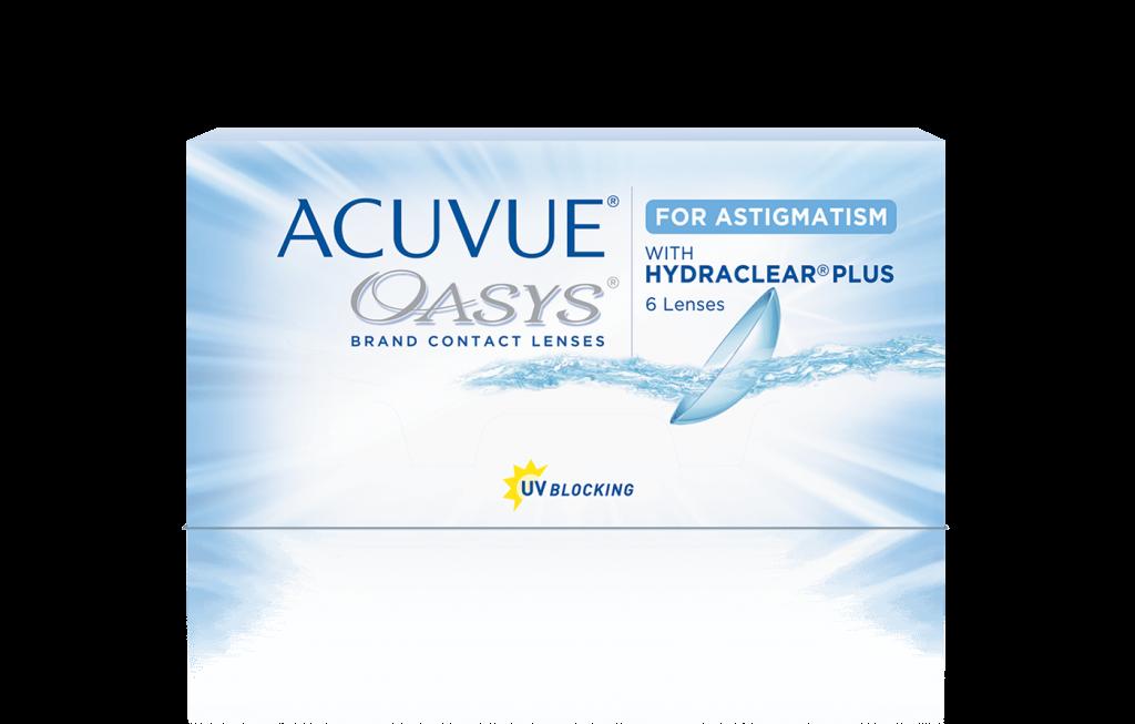 ACUVUE® OASYS® for ASTIGMATISM 2-Week