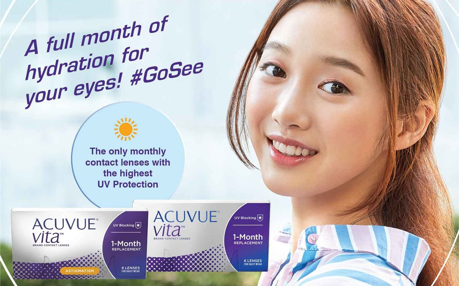 A full month of hydration for your eyes! #GoSee